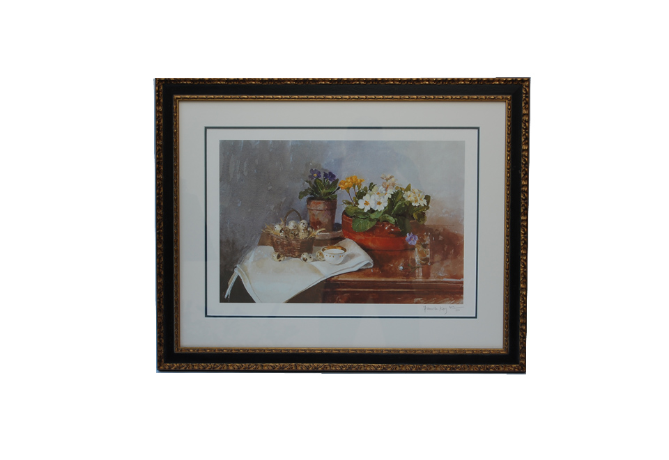 limited edition prints framed | Keith Wilkinson Frames