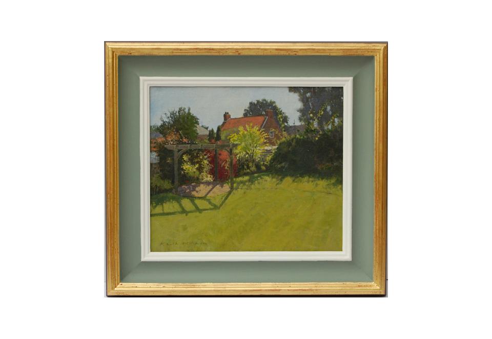 parcel gilt frame keith wilkinson frames. Black Bedroom Furniture Sets. Home Design Ideas